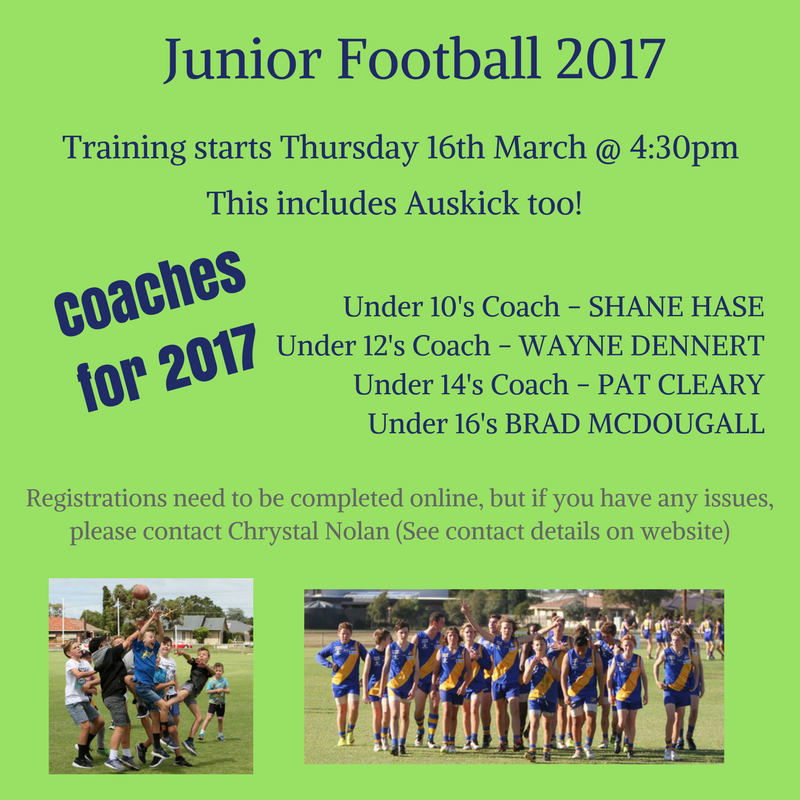 Junior Football 2017 (1)