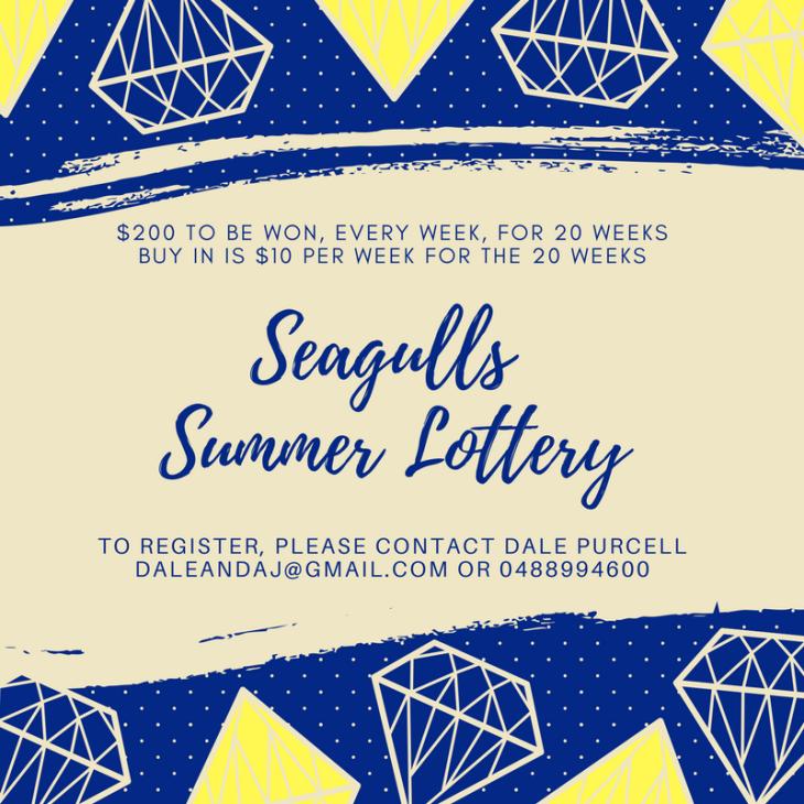 North Shore Summer Lottery