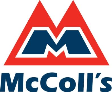 McColl's BLUE